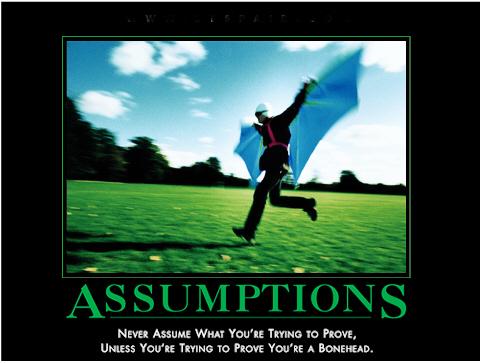 A06assumptions